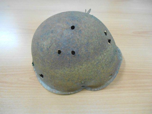 Шлем стальной обр. 1940 г. (СШ-40) 8335e207b022