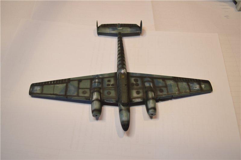 Bf-110 C-4/B (Airfix)  1/72 3cfb02a2b3d9