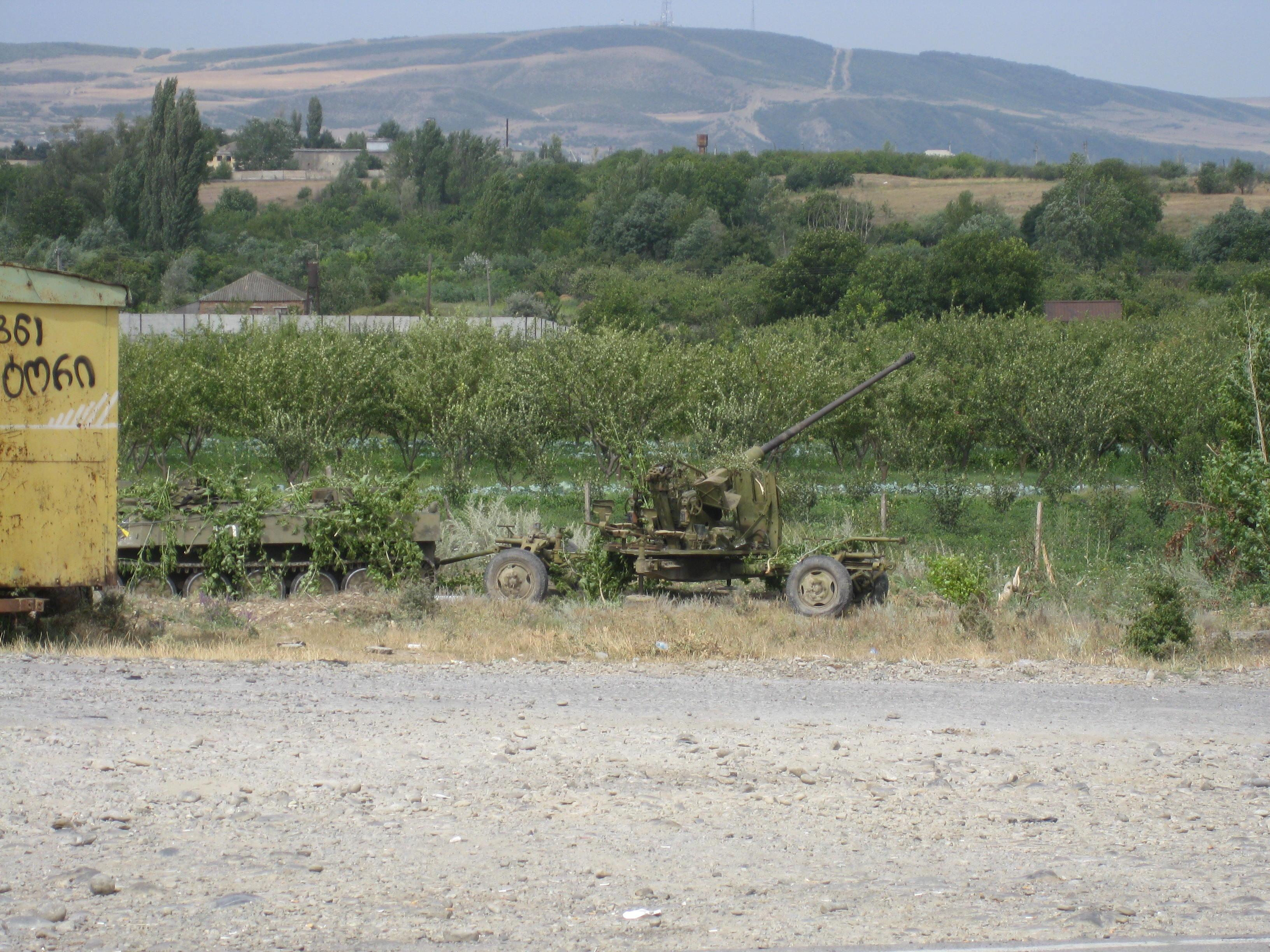 2008 South Ossetia War: Photos and Videos 5e3e5a67c939