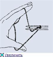 Учимся вязать спицами - Страница 2 09c80656777bt