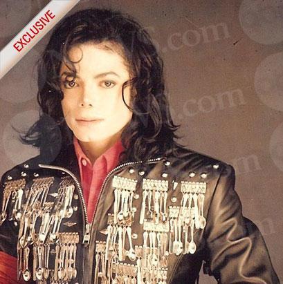L'abito non fa il monaco....ma le giacche di Michael fanno la canzone! 10c924e9b067