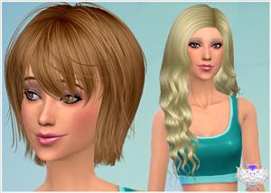 Женские прически (длинные волосы) - Страница 2 Fa6d31615371