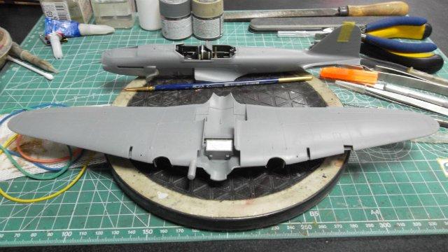 Ил-2, масштаб 1/48, (Tamiya 61113). Db9a9d407f15