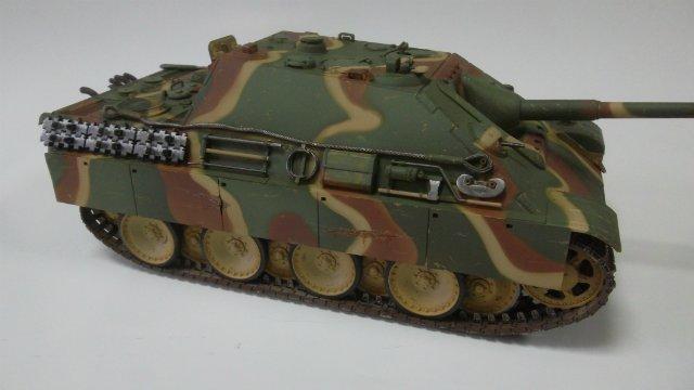 Jagdpanther, 1/35, («Tamiya» 35203). 3cee0f4d4d2b