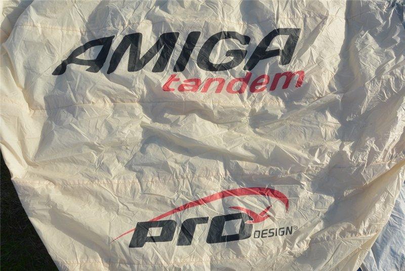 Параплан тандемный Amiga производитель PRO-DESIGN (AUSTRIA) 2012г/в 44fbdf864bcf