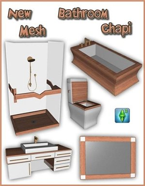 Ванные комнаты (модерн) - Страница 5 5b7ecf29a953