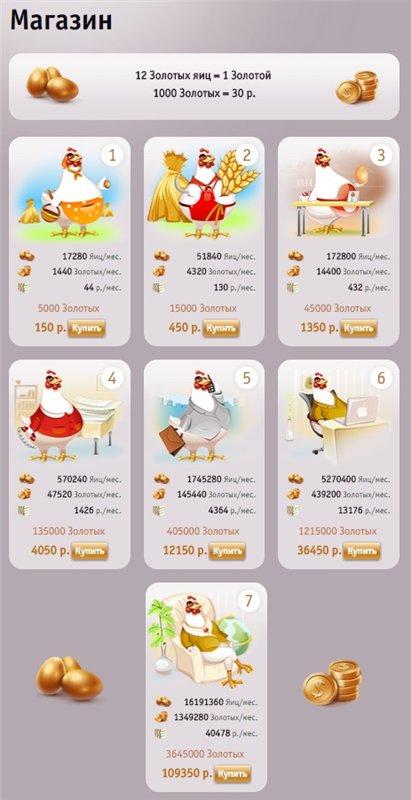 GOLDEN EGGS - gold-eggs.com - игра с выводом денег 85bb10a0a3bc