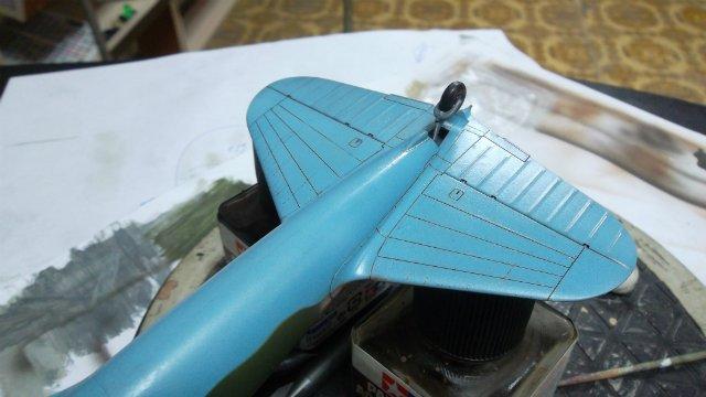 Ил-2, масштаб 1/48, (Tamiya 61113). 616685d3e834