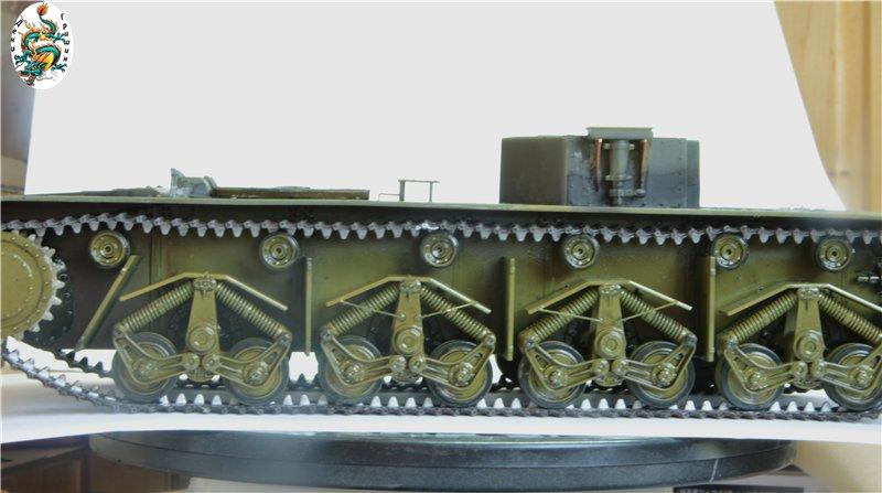 Soviet T-35 Heavy Tank Hobby/Boss 1/35 Bf6d10ab07a8
