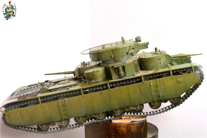 Soviet T-35 Heavy Tank Hobby/Boss 1/35 Ec3f875fdbdb