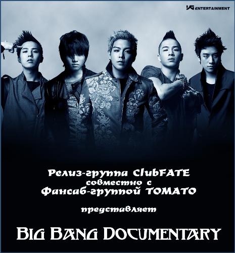 Документальный фильм о Big Bang / Big Bang Documentary (2006 год, 11/11 серий) 6aa996bbd35a