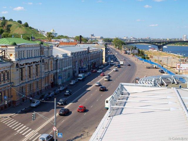Старый-новый Нижний Новгород. 6b0d0c255562