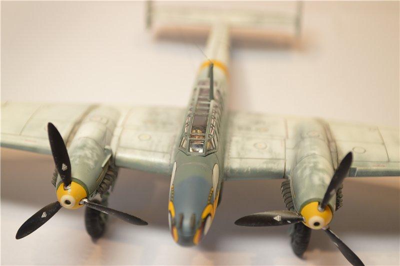 Bf-110 C-4/B (Airfix)  1/72 8db7b03e895a