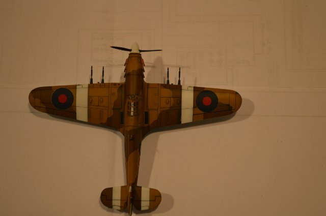 Hawker Hurricane МкIIc (Revell) 1/72 93d9caaa3718