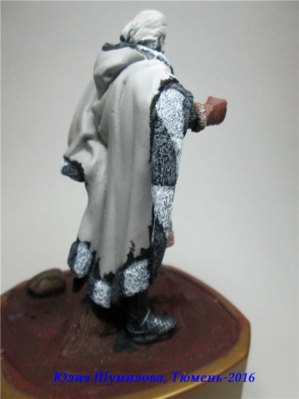 Великий Магистр Тевтонского ордена, 14в.. На Конкурс по росписи миниатюры. Df8635ce460d