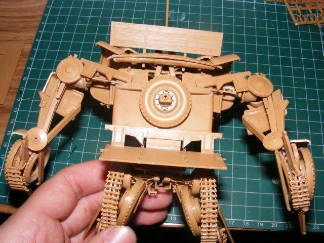 Робот трансформер(не трансформирующийся правда :) ) 06d2057074b0
