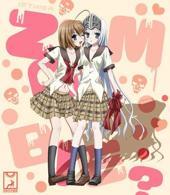 Точная дата выхода «Kore wa Zombie Desu ka?» 01f884b7125d