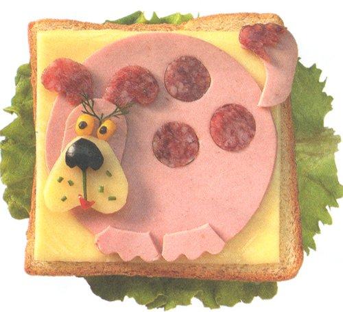 Праздничные бутерброды 80159b26babc