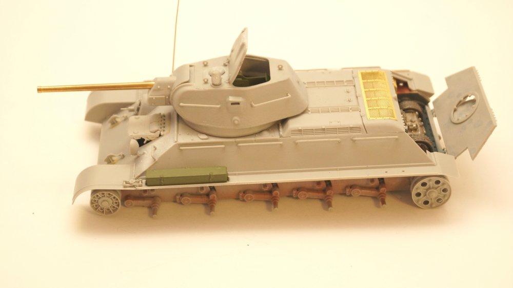 AFV Club AF35143 1/35 T-34/76 завода №112 8f3f0ad17bf1