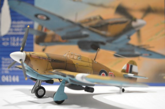 Hawker Hurricane МкIIc (Revell) 1/72 D6f4afa0ea3d