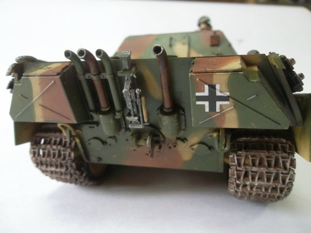 Jagdpanther, 1/35, («Tamiya» 35203). - Страница 2 0c8b7f466c5b