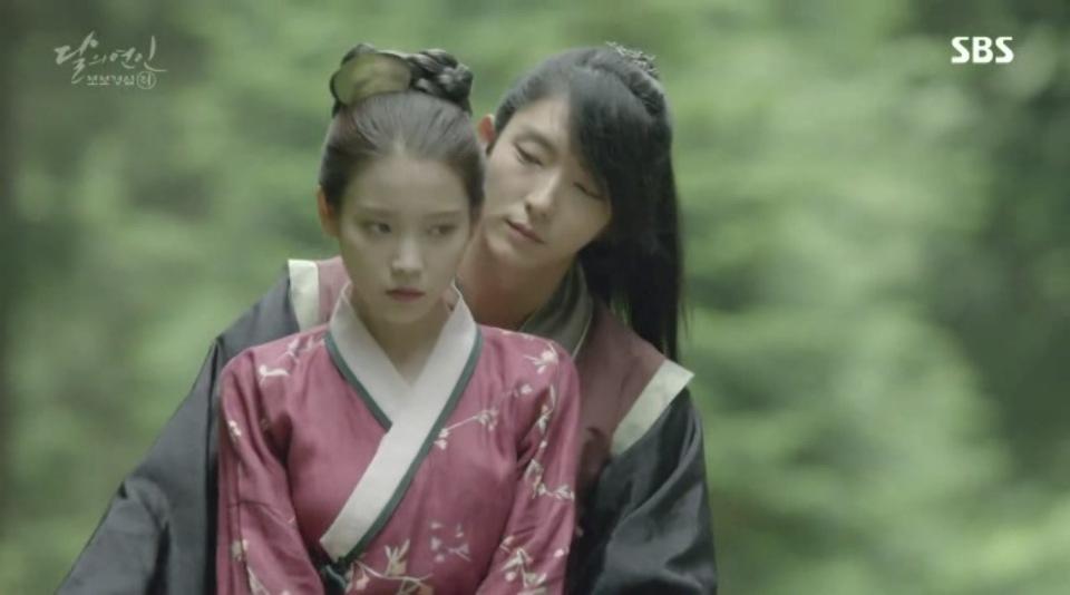 Лунные влюблённые - Алые сердца Корё / Moon Lovers: Scarlet Heart Ryeo - Страница 2 6deb4ff28389