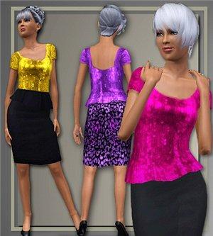 Формальная одежда 63c4fe56ec36