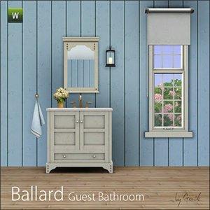 Ванные комнаты (деревенский стиль) A370890ed668