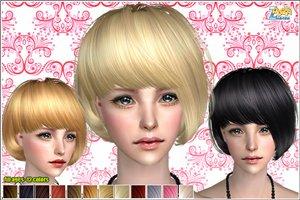 Женские прически (короткие волосы, стрижки) - Страница 4 502c735b304f