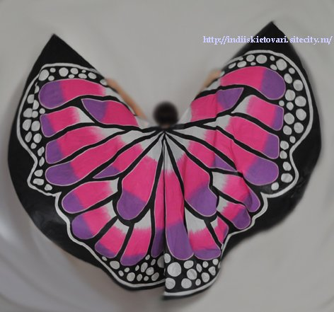 Крылья  для танца живота. 8f1da260febe