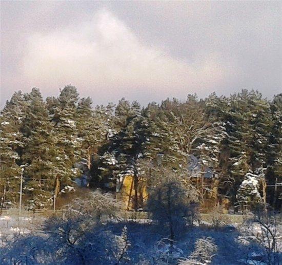 Зимняя сказка на наших фотографиях - Страница 12 Ab0aa275a174