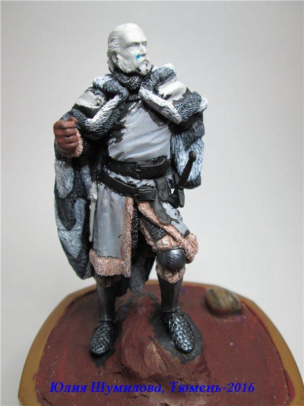 Великий Магистр Тевтонского ордена, 14в.. На Конкурс по росписи миниатюры. D5db8217fbed