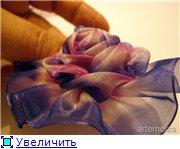 Цветы из ткани  A5e7812e00ect