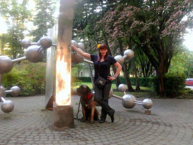 Наши собаки, друзья и гости, кот Мензурка - Страница 31 F0186c1e3d33