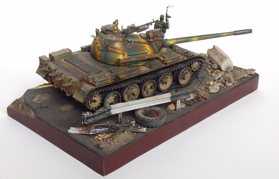 Сирийский Т-55А 4dff90b98f82