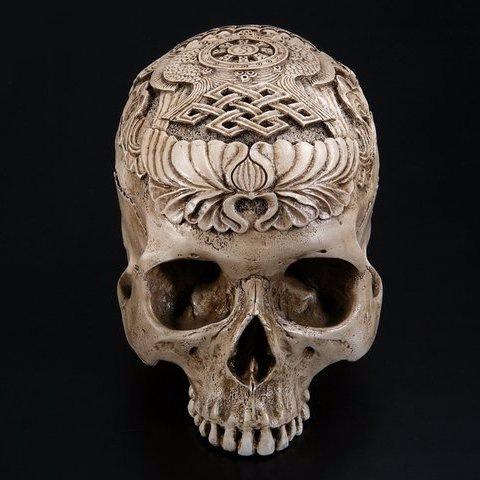 Ритуальные изделия из костей человека  2f352d069584