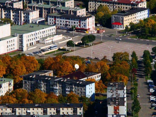 Камчатка, город Вилючинск A76ee59f6458