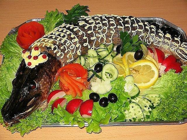 Фотоподборка оригинально оформленных блюд 72d832bf4c56