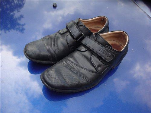 Продаж взуття на хлопчика 34, 35 розмір 166c1bd4377d