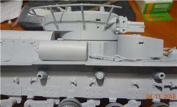 Т-28 с торсионной подвеской - Страница 3 F0ad53815b30t