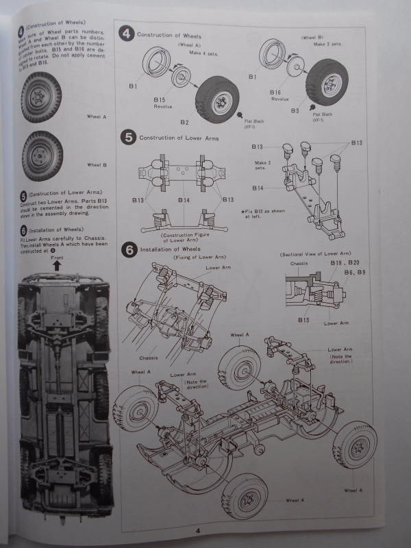 Обзор Horch Type 1A 1/35 (Tamiya №35052) B36084318d3e