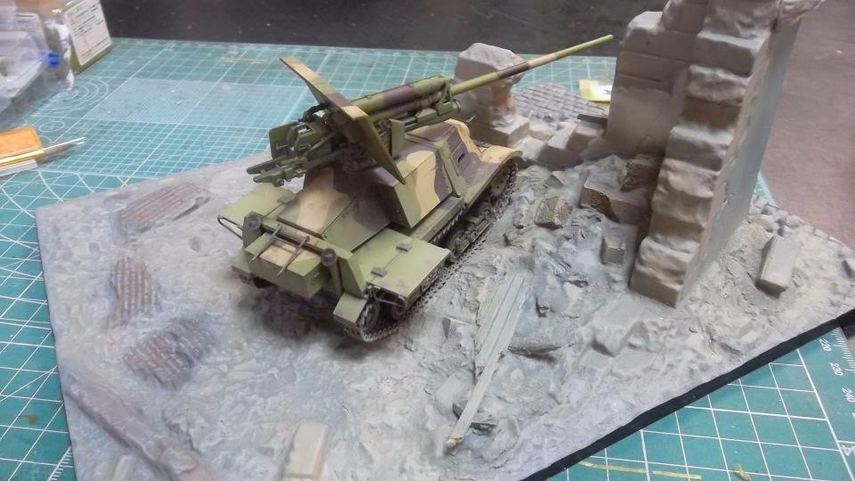 ЗиС-30 Противотанковая самоходная установка, 1/35, (MSD 35014). - Страница 2 Aba2736b35c7