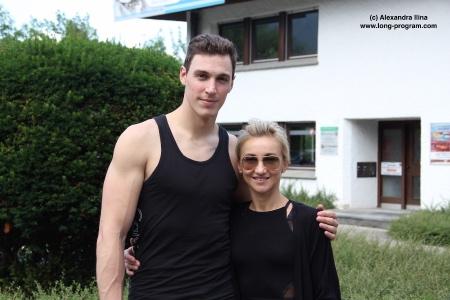 Алена Савченко - Бруно Массо / Aliona SAVCHENKO - Bruno MASSOT GER - Страница 22 8924cdb069e7