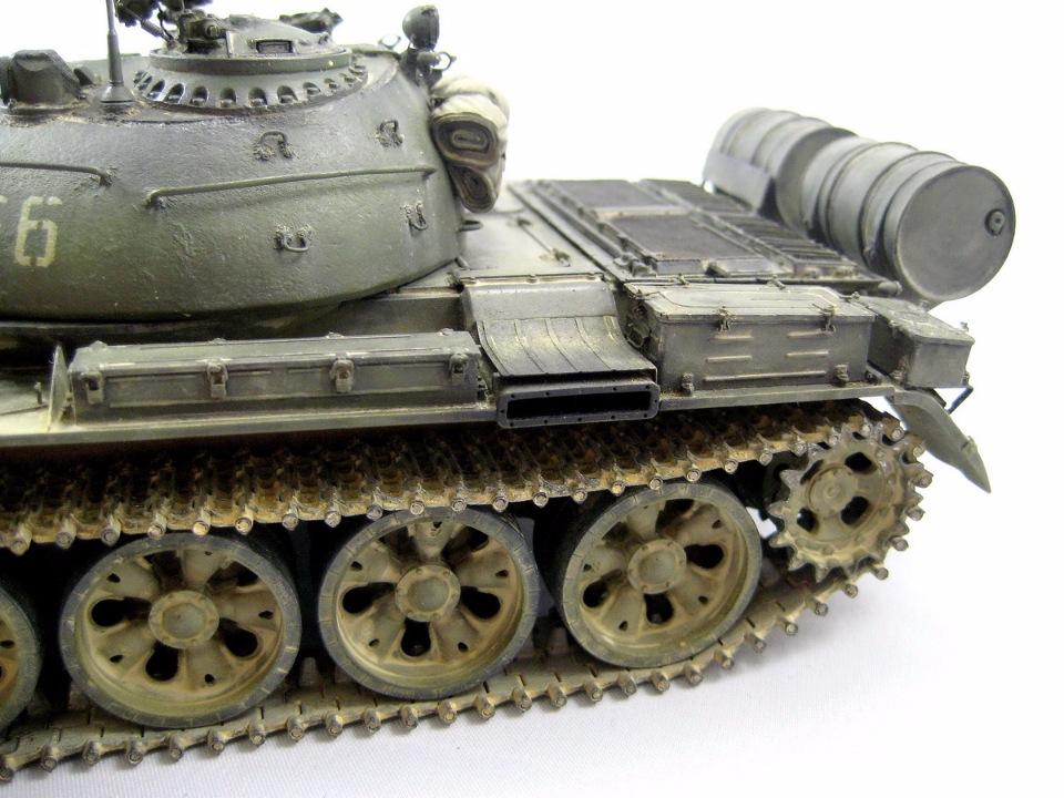 Т-55. ОКСВА. Афганистан 1980 год. - Страница 2 Eb91b27d5ebd