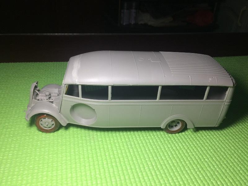 RODEN Opel 3,6-47 Omnibus w39 Ludewig Edf100388010