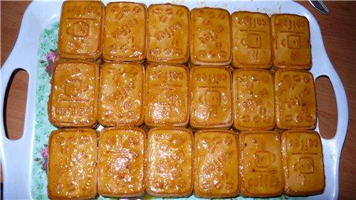 Торт из печенья F6574ac0e1a8
