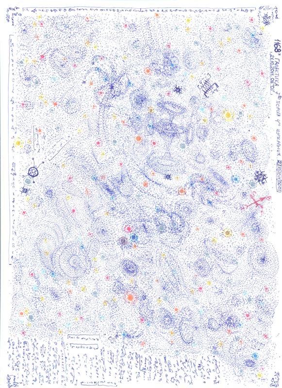 Космограммы звездного неба.(галактические карты) 301b3c46057d