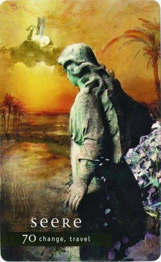 Оракул Падших Ангелов Найджела Саклинга. Fallen Angel Oracle by Nigel Suckling - Страница 3 459421d5c7fc