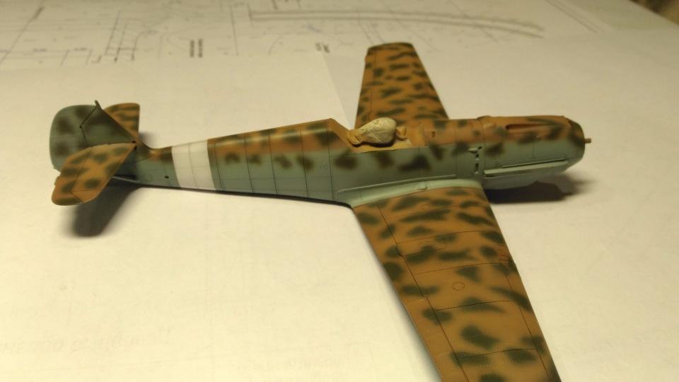 Bf 109 E7/Trop Tamiya 1:48 8f6fc0965cc4