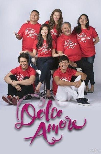 Сладкая любовь / Dolce Amore / Sweet Love (Филиппины, 2016г., 137 серий) 6274be8ba6cet